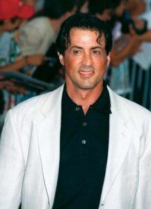 Sylvester Stallone 1998
